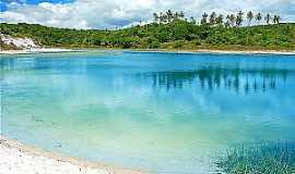 Esplanada - Lagoa Azul localizada no Distrito de Baixios