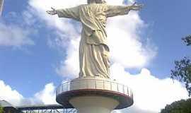 Esplanada - Esplanada-BA-Cristo Redentor na entrada da cidade-Foto:f.soares