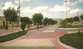 Esplanada - Esplanada-BA-Praça central-Foto:Lindinha Rodrigues