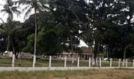 Esplanada - Pr�dio da Pol�cia Militar da Bahia em Esplanada-Foto:Andre L. S. Lacerda