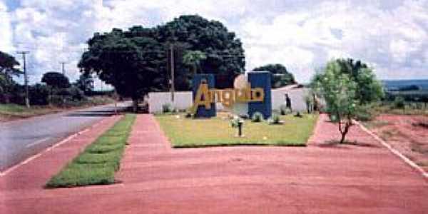 Imagens da cidade de Ângulo - PR