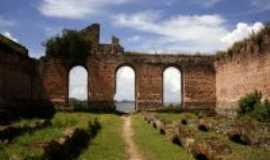 Antonina - Ruinas., Por Guillermo Aldaya