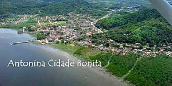 Imagens da cidade de Antonina - PR