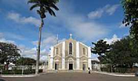 Euclides da Cunha - Igreja Matriz de Euclides da Cunha-BA-Foto:Carlos Amorim Divulg�