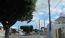 Euclides da Cunha - Rua Otávio Mangabeira em Euclides da Cunha-BA-Foto:Carlos Amorim Divulg…