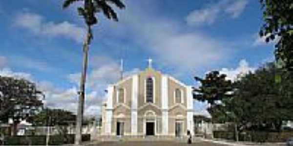 Igreja Matriz de Euclides da Cunha-BA-Foto:Carlos Amorim Divulg…