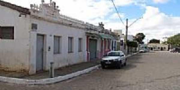 Ruas de Euclides da Cunha-BA-Foto:Carlos Amorim Divulg…