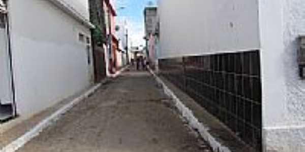 Ruela em Euclides da Cunha-BA-Foto:Carlos Amorim Divulg…