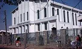 Arapongas - Igreja da Congregação Cristã do Brasil em Arapongas-Foto:Congregação Cristã.NET