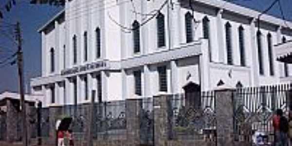 Igreja da Congregação Cristã do Brasil em Arapongas-Foto:Congregação Cristã.NET