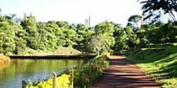 Parque dos Pássaros em Arapongas-Foto:josé carlos farina