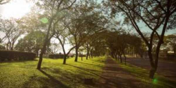 Parque Linha Verde, Por COMTUR