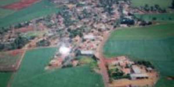 foto aérea de Arapuã, Por jose Manoel