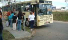 Araucária - Ônibus do Roteiro Rural Caminhos de Guajuvira, Por Mohandas