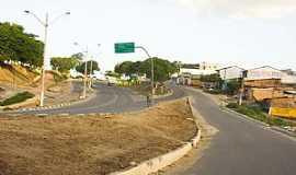 Eunápolis - Eunápolis-BA-Entrada da cidade-Foto:Valdir Barbosa