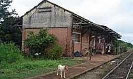 Aricanduva - Estação Aricanduva-Foto:ferroviasdobrasil.