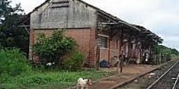 Estação Aricanduva-Foto:ferroviasdobrasil.