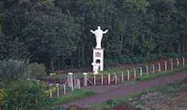 Ariranha do Ivaí - Imagem de Cristo em Ariranha do Ivaí-Foto:Aldinei