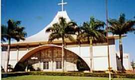 Assis Chateaubriand - Igreja São Francisco por Belmir Scarpi