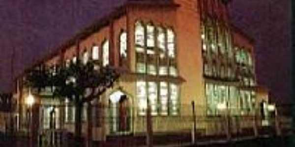 Igreja da Congregação Cristã do Brasil em Astorga-Foto:Congregação Cristã.NET