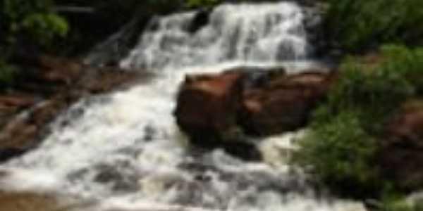 Cachoeira V�u da noiva, Por Fernando