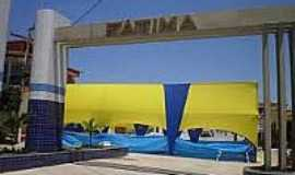 Fátima - Entrada da cidade-Foto:tudoemfatima