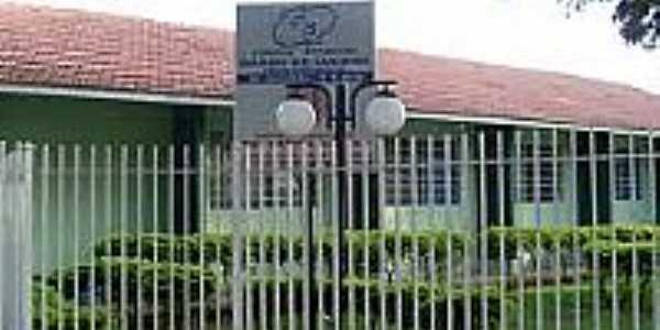 Escola Estadual do Campo no Distrito de Barão de Lucena-Foto:neabaraolucena.