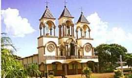 Barbosa Ferraz - Igreja de Santa Rita em Barbosa Ferraz-Foto:clecio silva