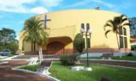 Barra do Jacaré - Igreja Matriz, Por Varlete Ines Calixto
