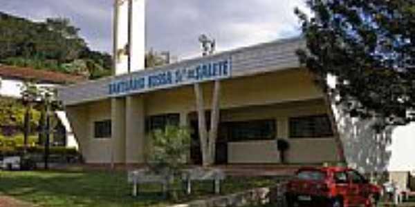 Santuário de NSda Salete-Foto:José Fernando Mangue…