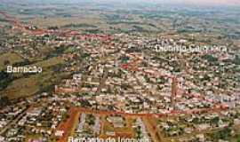 Barracão - Vista aérea-Foto:Loivinho A.M.França
