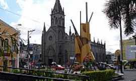 Feira de Santana - Igreja do Senhor dos  Passos foto skyscrapercity