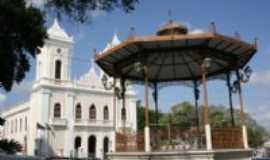 Feira de Santana - Praça da Igreja Matriz, Por Antônio de Macêdo