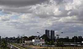 Feira de Santana - Vista parcial da cidade de Feira de Santana-BA-Foto:cerrado