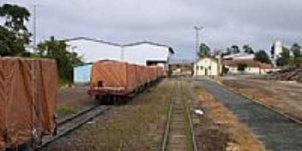 Estação Ferroviária de Barro Preto-Foto:Edmilson Henrique Vieira