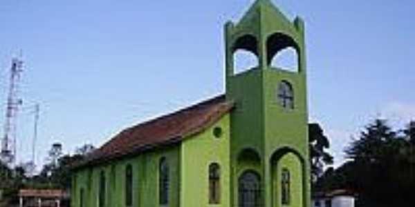 Igreja de Barro Preto-Foto:home.radionajua.