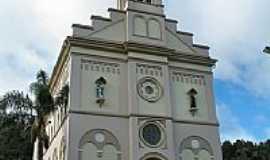 Bateias - Igreja de São Sebastião em Batéias-PR-Foto:BEDENE
