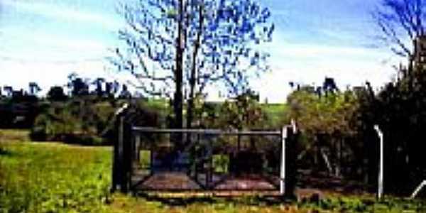 estação da SANEPAR em Baulândia-Foto:lucas antunes da sil…