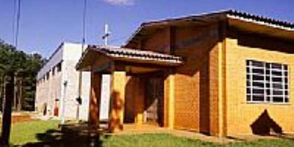 Igreja de Baulândia-Foto:lucas antunes da sil…