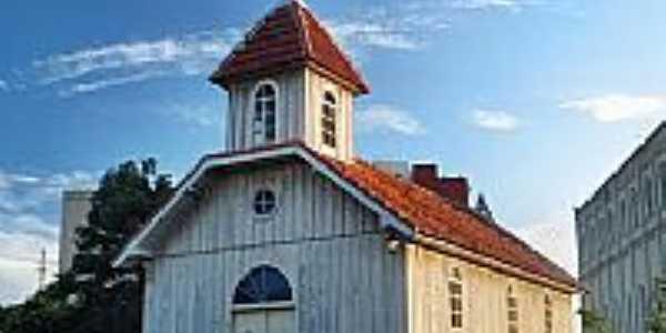 Capela de N.Sra.Aparecida-Foto:BEDENE