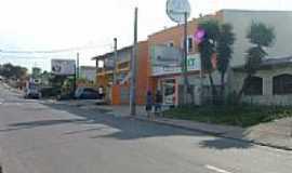Borda do Campo - Rua da cidade-Foto:cicerolino