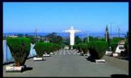 Borrazópolis - cristo, Por denilson
