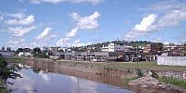 Vista da cidade de Floresta Azul-BA-Foto:claudioconrado