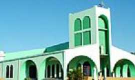 Braganey - Santuário Arquidiocesano N.S.da Salete-Foto:Artemio C.Karpinski