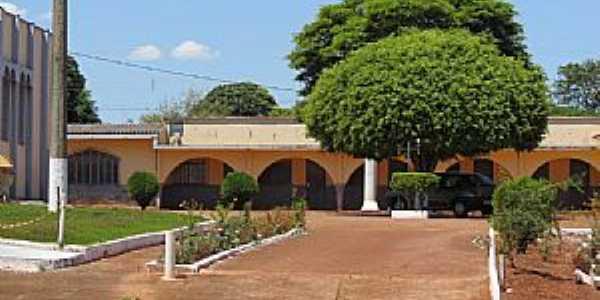 Bragantina-PR-Casa Paroquial da Igreja de São Pedro-Foto:Ricardo Mercadante