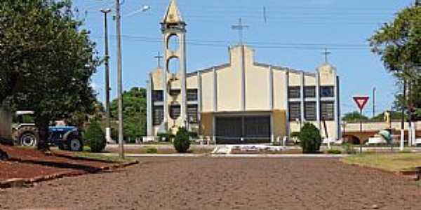 Bragantina-PR-Igreja de São Pedro-Foto:Ricardo Mercadante