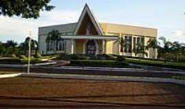 Cafelândia - Igreja Católica de Cafelândia-Foto:Patricia Skura