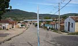 França - Cruzeiro na entrada da cidade de França-BA-Foto:belitardo