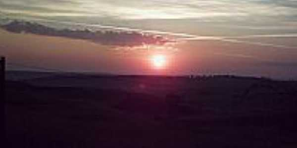 Pôr do Sol-Foto:Audeny Aroldo Leite