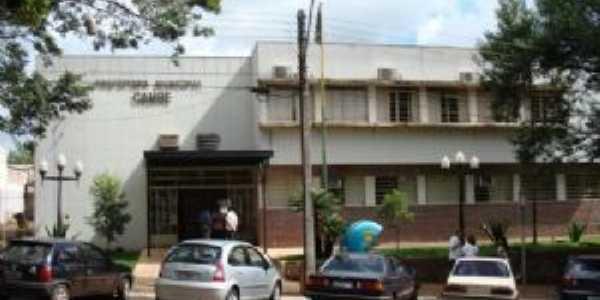 Prefeitura Municipal de Cambé - PR -  Por marquinhos alarmes